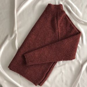 Willow & Clay Nordstrom Sweater Warm Clay